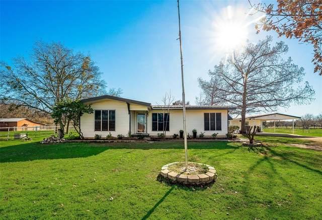 12429 Oak Grove Road S, Burleson, TX 76028 (MLS #14378042) :: Baldree Home Team