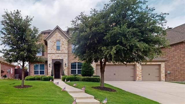 8324 Saint Clair Drive, Mckinney, TX 75071 (MLS #14378056) :: Baldree Home Team