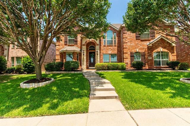11642 Beeville Drive, Frisco, TX 75035 (MLS #14378057) :: The Kimberly Davis Group