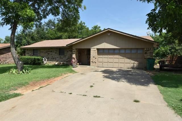 2607 Jasmine Street, Stephenville, TX 76401 (MLS #14378067) :: RE/MAX Pinnacle Group REALTORS