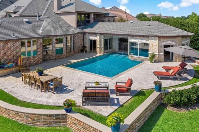 1613 Gladewater Drive, Allen, TX 75013 (MLS #14378079) :: The Good Home Team