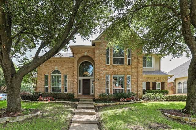 732 Cliffmoor Drive, Keller, TX 76248 (MLS #14378103) :: Tenesha Lusk Realty Group