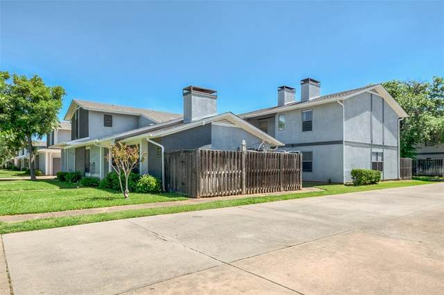 610 Ridgeline Drive, Hurst, TX 76053 (MLS #14378111) :: Team Tiller