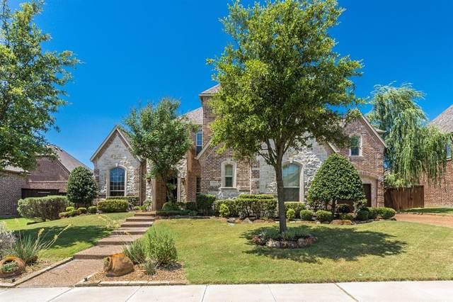 11071 Ruidosa Lane, Frisco, TX 75033 (MLS #14378133) :: NewHomePrograms.com LLC