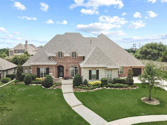 2905 Moongold Court, Mckinney, TX 75069 (MLS #14378137) :: All Cities USA Realty