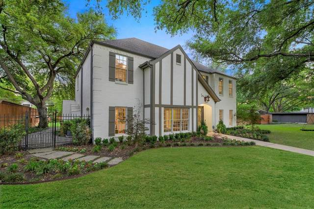 5858 Colhurst Street, Dallas, TX 75230 (MLS #14378145) :: Team Tiller