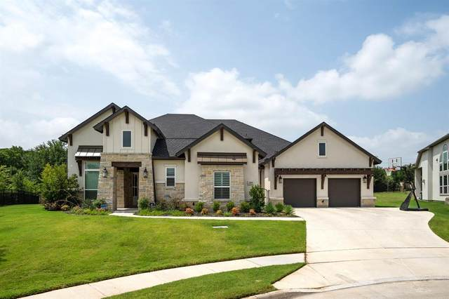 2105 Foxborough Trail, Flower Mound, TX 75028 (MLS #14378147) :: Trinity Premier Properties
