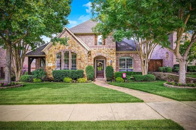 803 Stillwater Court, Keller, TX 76248 (MLS #14378169) :: Baldree Home Team