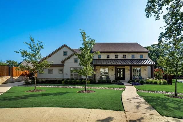 913 Lyndsey Way, Colleyville, TX 76034 (MLS #14378171) :: The Hornburg Real Estate Group