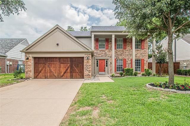 529 Arbor Oak Drive, Grapevine, TX 76051 (MLS #14378173) :: The Star Team   JP & Associates Realtors