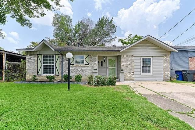 4127 Pringle Drive, Dallas, TX 75212 (MLS #14378184) :: Real Estate By Design
