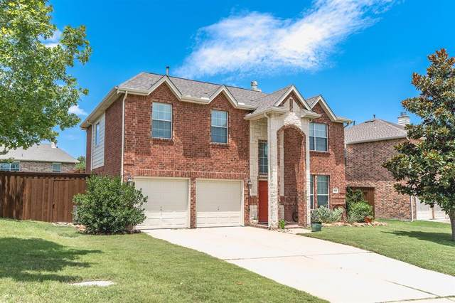 1313 Cedar Branch Drive, Wylie, TX 75098 (MLS #14378187) :: Baldree Home Team