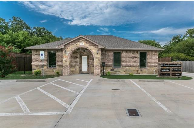 117 S Hampshire Street, Saginaw, TX 76179 (MLS #14378199) :: Lyn L. Thomas Real Estate | Keller Williams Allen