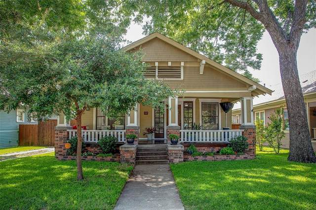 2000 Alston Avenue, Fort Worth, TX 76110 (MLS #14378206) :: All Cities USA Realty