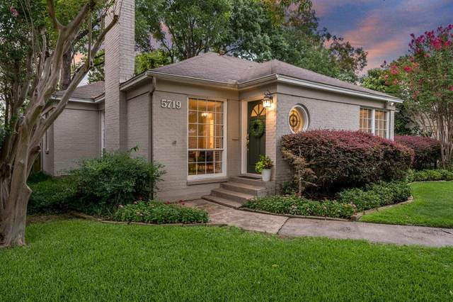 5719 Southwestern Boulevard, Dallas, TX 75209 (MLS #14378210) :: All Cities USA Realty