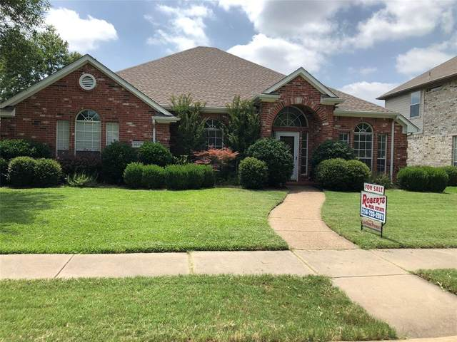 9509 Katrina Path, Plano, TX 75025 (MLS #14378222) :: Real Estate By Design