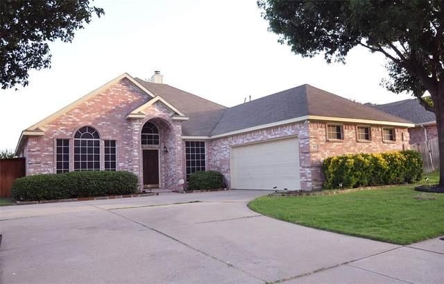 501 Saddleback Lane, Flower Mound, TX 75028 (MLS #14378239) :: Tenesha Lusk Realty Group