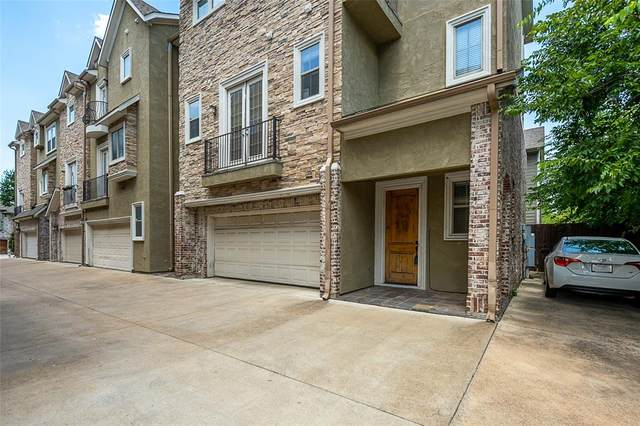 1926 Euclid Avenue D, Dallas, TX 75206 (MLS #14378260) :: Tenesha Lusk Realty Group