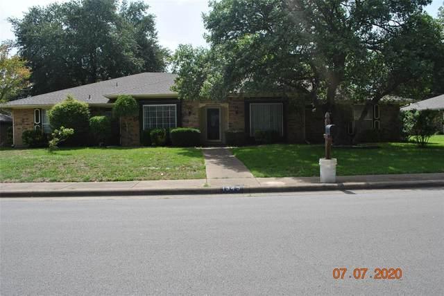 1345 Thunderbrook Drive, Desoto, TX 75115 (MLS #14378268) :: Tenesha Lusk Realty Group