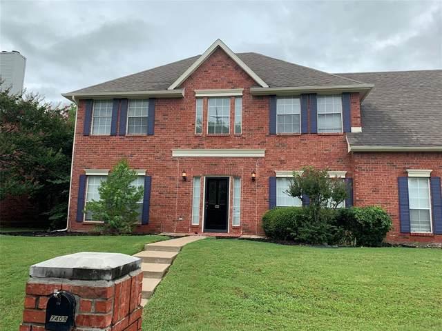 7409 Bay Chase Drive, Arlington, TX 76016 (MLS #14378277) :: The Hornburg Real Estate Group