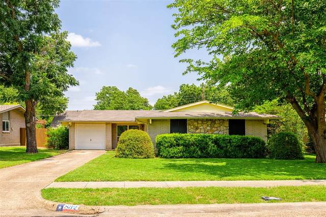 832 Greenhaven Drive, Dallas, TX 75080 (MLS #14378282) :: Tenesha Lusk Realty Group
