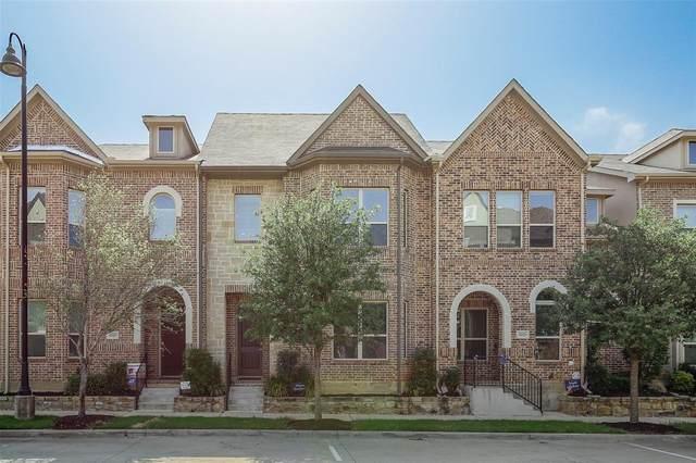 4209 Broadway Avenue, Flower Mound, TX 75028 (MLS #14378283) :: Baldree Home Team