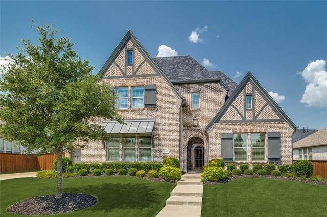 2961 Gentle Creek Trail, Prosper, TX 75078 (MLS #14378314) :: ACR- ANN CARR REALTORS®
