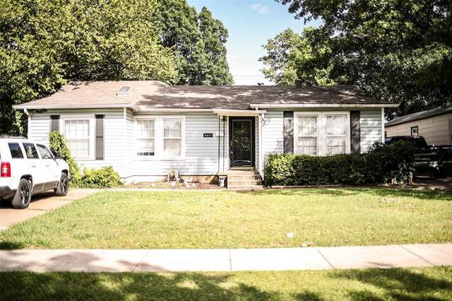 4021 Winfield Avenue, Fort Worth, TX 76109 (MLS #14378345) :: Team Tiller