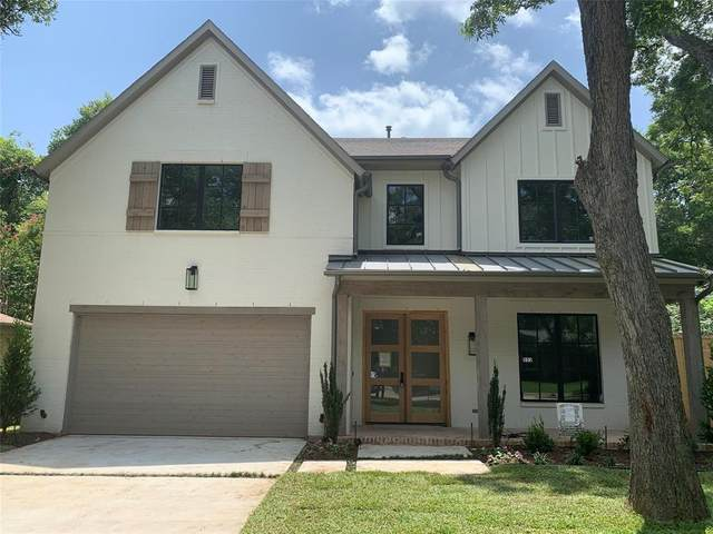 553 Blanning Drive, Dallas, TX 75218 (MLS #14378364) :: Bray Real Estate Group