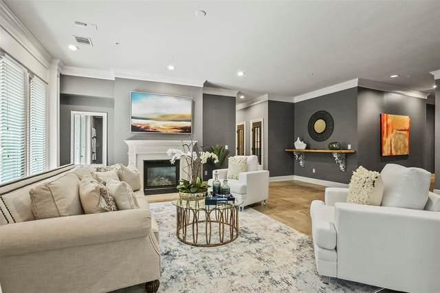 6615 Bandera Avenue 1A, Dallas, TX 75225 (MLS #14378392) :: Front Real Estate Co.