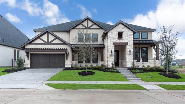 919 Sydney Lane, Allen, TX 75013 (MLS #14378397) :: The Kimberly Davis Group