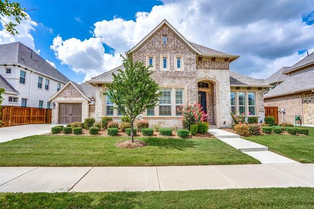2156 Cutting Horse Trail, Frisco, TX 75036 (MLS #14378399) :: All Cities USA Realty