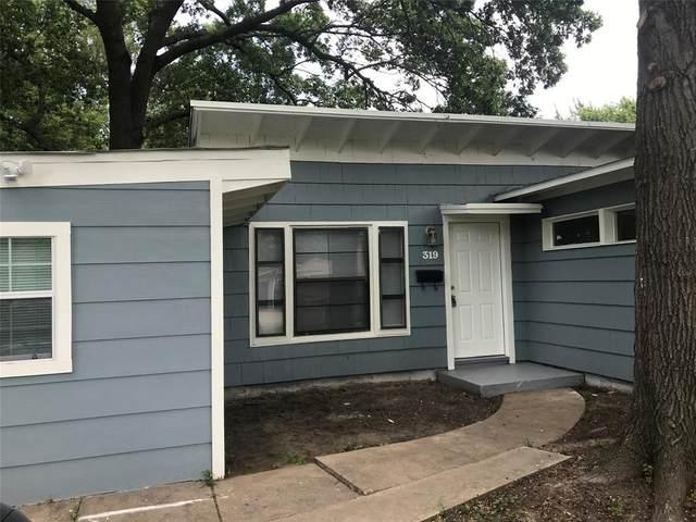 319 W Taylor Street, Sherman, TX 75092 (MLS #14378401) :: The Tierny Jordan Network