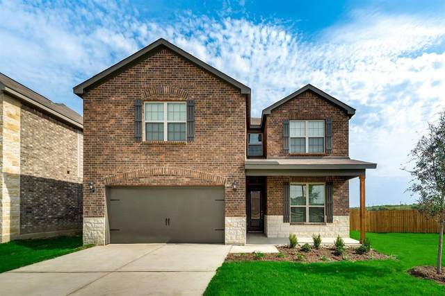 5316 Songbird Trail, Denton, TX 76207 (MLS #14378413) :: Baldree Home Team