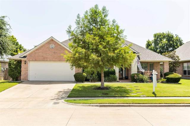 10808 Ashmont Lane, Fort Worth, TX 76244 (MLS #14378450) :: Justin Bassett Realty