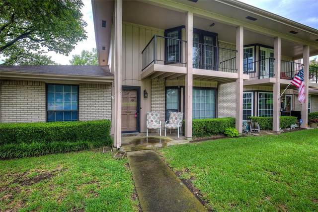 5860 Marina Drive #24, Garland, TX 75043 (MLS #14378457) :: Results Property Group