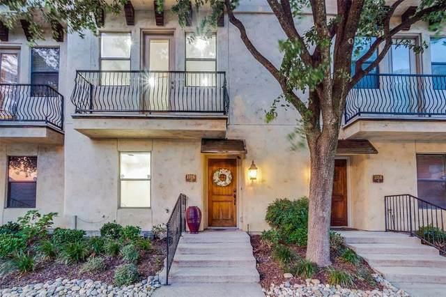 1016 Liberty Street #2, Dallas, TX 75204 (MLS #14378462) :: Potts Realty Group