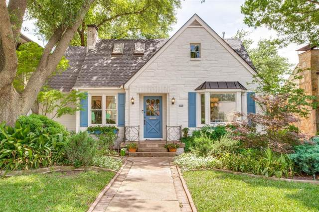 5530 W Stanford Avenue, Dallas, TX 75209 (MLS #14378471) :: The Chad Smith Team