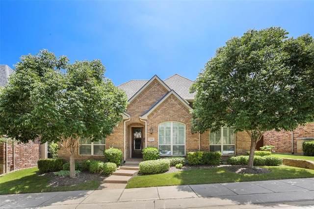 2600 Lady Viviane Lane, Lewisville, TX 75056 (MLS #14378483) :: The Kimberly Davis Group