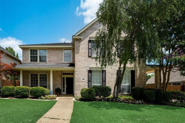 8416 Parkdale Drive, North Richland Hills, TX 76182 (MLS #14378485) :: The Hornburg Real Estate Group