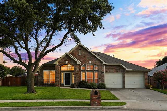 2417 Telluride Drive, Flower Mound, TX 75028 (MLS #14378488) :: Hargrove Realty Group