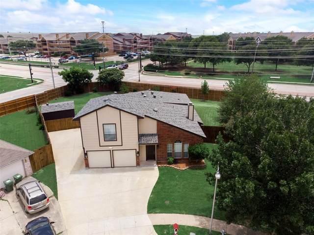 3619 Zoeller Court, Arlington, TX 76014 (MLS #14378505) :: Real Estate By Design