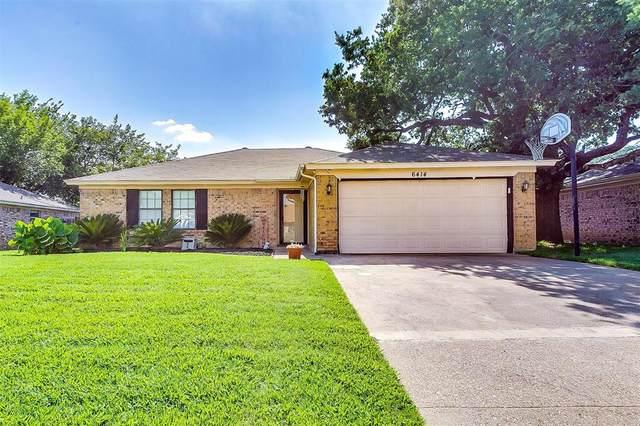 6414 Big Springs Drive, Arlington, TX 76001 (MLS #14378511) :: The Chad Smith Team