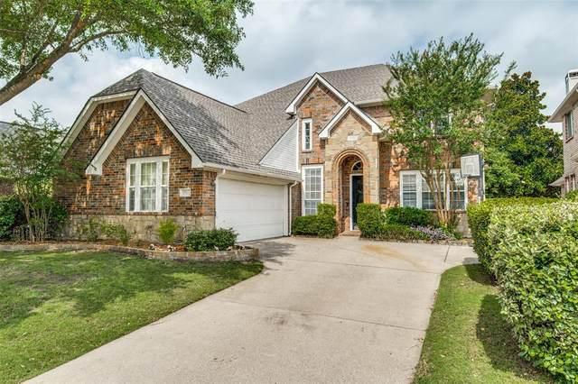 1708 Cross Point Road, Mckinney, TX 75072 (MLS #14378513) :: The Kimberly Davis Group