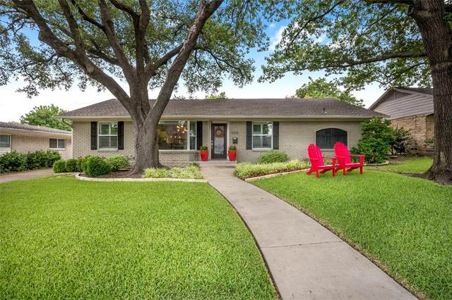 9310 Northpoint Drive, Dallas, TX 75238 (MLS #14378514) :: The Mauelshagen Group