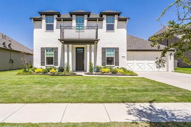 723 Rosewood Place, Aledo, TX 76008 (MLS #14378518) :: RE/MAX Landmark