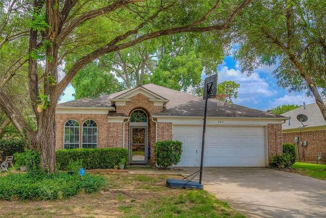220 Branch Bend, Euless, TX 76039 (MLS #14378541) :: The Mitchell Group