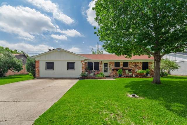 5729 Westhaven Drive, Fort Worth, TX 76132 (MLS #14378556) :: Trinity Premier Properties