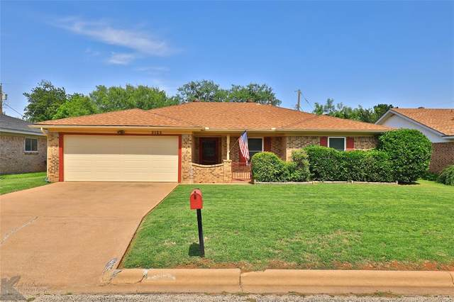 3125 Vine Street, Abilene, TX 79602 (MLS #14378558) :: The Chad Smith Team