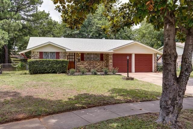 809 N Lucas Drive, Grapevine, TX 76051 (MLS #14378570) :: The Rhodes Team